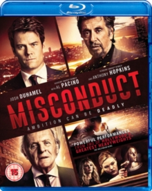Misconduct, Blu-ray