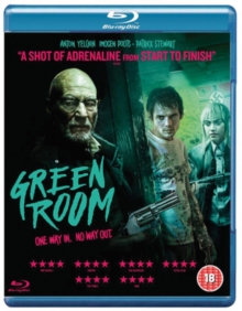 Green Room, Blu-ray