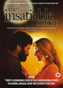The Insatiable Moon, DVD