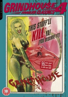 Grindhouse Trailer Classics: Volume 4, DVD