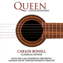 Queen Guitar Phapsodies, CD / Album