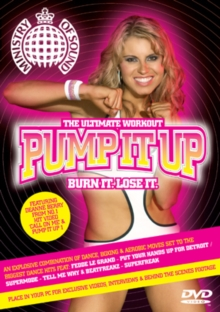 Ministry of Sound's Pump It Up: Burn It, Lose It, DVD