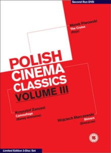 Polish Cinema Classics: Volume III, DVD  DVD