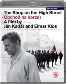 The Shop On the High Street, Blu-ray