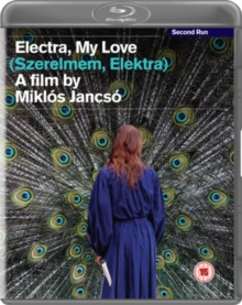 Electra, My Love, Blu-ray