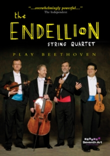 The Endellion String Quartet Play Beethoven, DVD DVD
