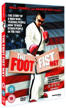 The Foot Fist Way, DVD DVD