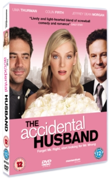The Accidental Husband, DVD