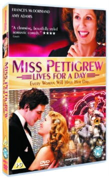 Miss Pettigrew Lives for a Day, DVD  DVD