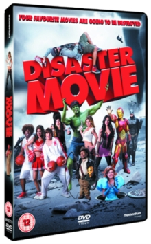 Disaster Movie, DVD