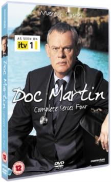 Doc Martin: Complete Series Four, DVD