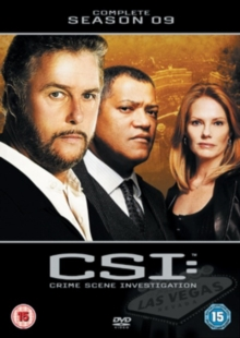 CSI - Crime Scene Investigation: The Complete Season 9, DVD