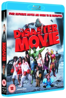 Disaster Movie, Blu-ray