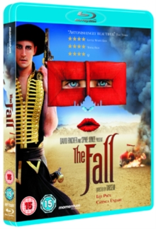 The Fall, Blu-ray