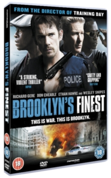 Brooklyn's Finest, DVD  DVD