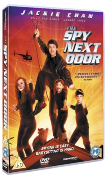 The Spy Next Door, DVD