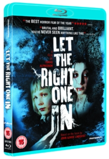 Let the Right One In, Blu-ray