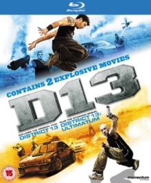 District 13/District 13: Ultimatum, Blu-ray