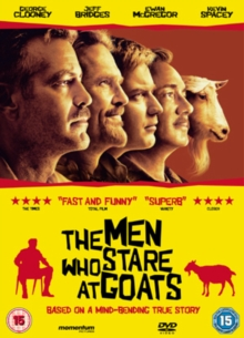 The Men Who Stare at Goats, DVD DVD