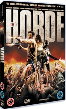 The Horde, DVD DVD