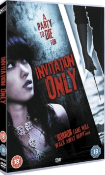 Invitation Only, DVD