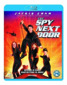 The Spy Next Door, Blu-ray BluRay