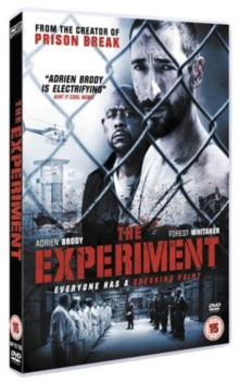 The Experiment, DVD