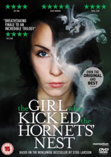 The Girl Who Kicked the Hornet's Nest, DVD