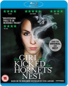 The Girl Who Kicked the Hornet's Nest, Blu-ray