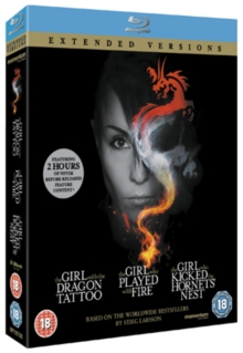 The Girl... Trilogy - Extended Versions, Blu-ray