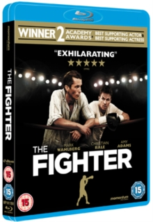 The Fighter, Blu-ray