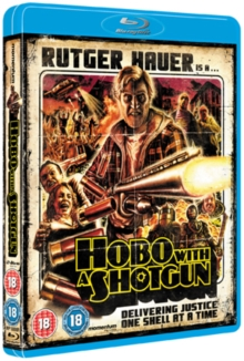 Hobo With a Shotgun, Blu-ray  BluRay