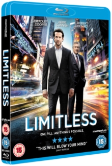 Limitless, Blu-ray