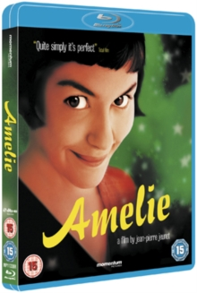 Amelie, Blu-ray  BluRay