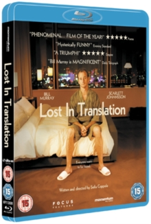 Lost in Translation, Blu-ray  BluRay