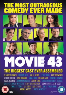 Movie 43, DVD