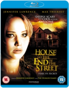 House at the End of the Street, Blu-ray