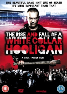 The Rise and Fall of a White Collar Hooligan, DVD DVD