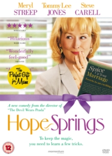Hope Springs, DVD  DVD