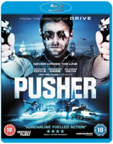 Pusher, Blu-ray