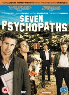 Seven Psychopaths, DVD