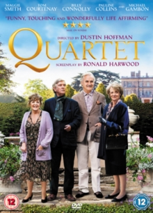 Quartet, DVD  DVD
