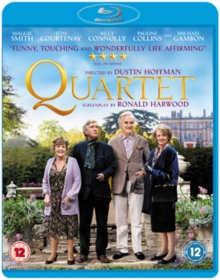 Quartet, Blu-ray