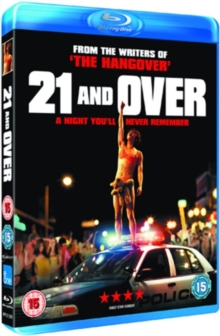 21 and Over, Blu-ray
