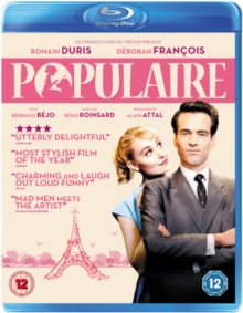 Populaire, Blu-ray  BluRay