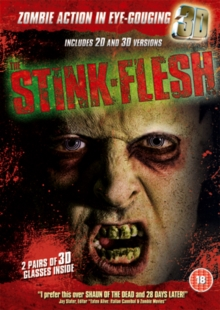 The Stink of Flesh, DVD