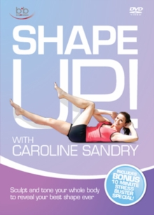 Shape Up With Caroline Sandry, DVD