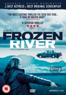 Frozen River, DVD