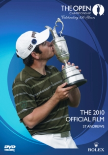 British Open Golf Championship: The 2010 Official Film, DVD
