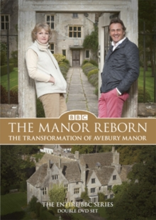 The Manor Reborn, DVD